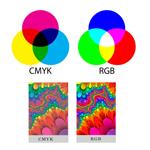 Цветовые модели. Цветовые пространства. Аддитивный и субтрактивный синтез.